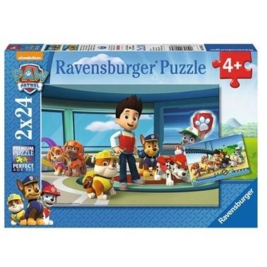 Ravensburger Ravensburger 45323 Parça Puzzle Dedektifler Renkli